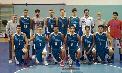 Basket Serie D: sorridono solo Lomazzo, Appiano e Cabiate