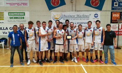Basket serie D Lomazzo, Appiano, Cadorago e Villa Guardia corsare