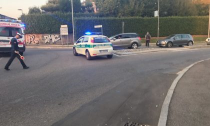 Incidente a Mariano, traffico in tilt su viale Lombardia
