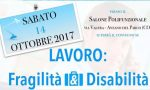 """""""Lavoro: fragilità e disabilità"""", interessante convegno ad Anzano"""