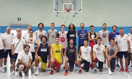 Basket maschile al tappeto Cermenate ed Erba