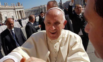 A Uggiate sorteggio per incontrare Papa Francesco