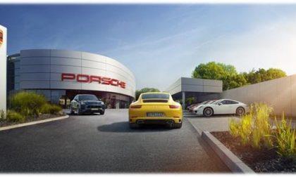 """Sabato a Como il """"Porsche Approved Day"""""""