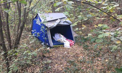 Blitz Carabinieri nei boschi trovato accampamento per lo spaccio