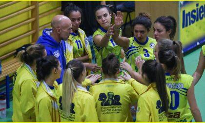 Volley: Virtus Cermenate – COF Lariointelvi 1-3