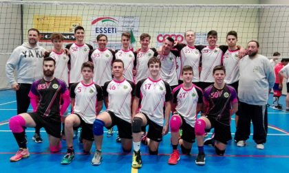 Yaka Volley vince all'esordio in Prima divisione