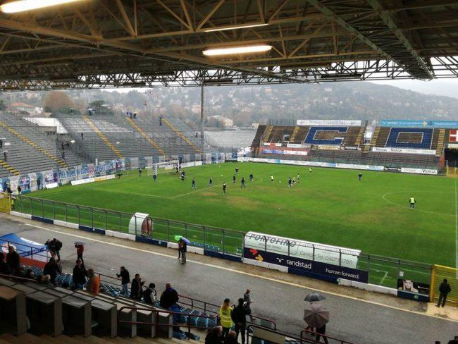 Como Calcio lariani nei 32esimi sfideranno il Pavia