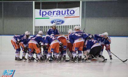 Hockey Como questa sera a Casate derby contro Varese