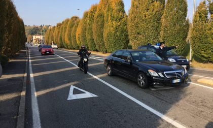 Incidente, auto contro moto