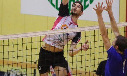 Yaka Volley perde il derby con Saronno