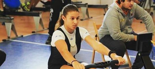 Canottieri lario Serena Mossi