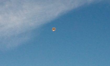 """Mistero nel cielo marianese: """"Sarà un ufo?"""" FOTO"""