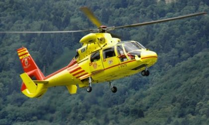 Incidente stradale in Alta Valle Intelvi, gravissimo un 13enne