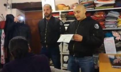 Irruzione naziskin a Como denunciati per violenza VIDEO
