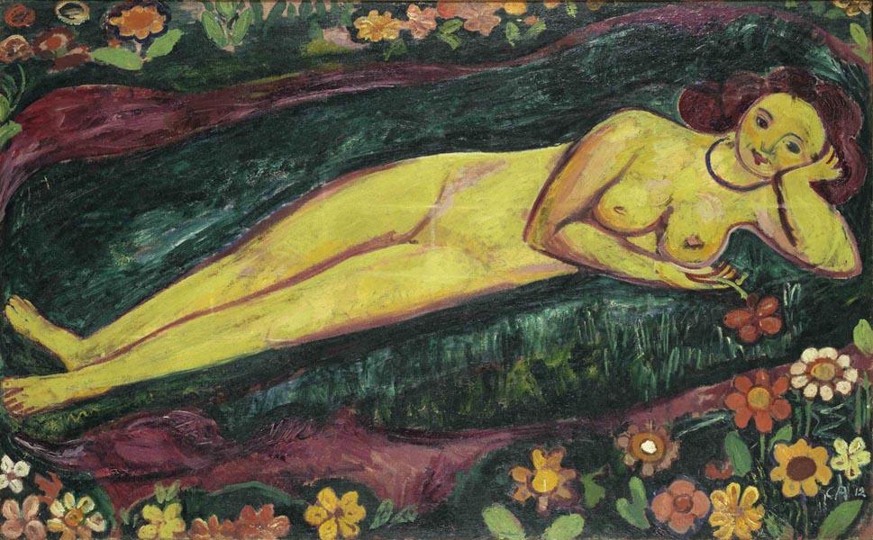 Mendrisio Amiet sfida Gauguin e Matisse grandi opere in mostra