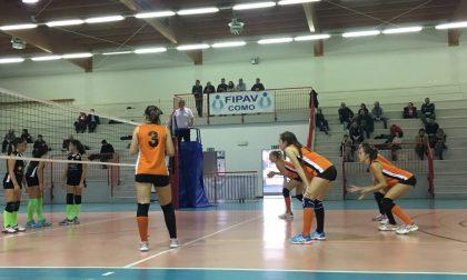 CS Alba Volley sorridono U18 e U14
