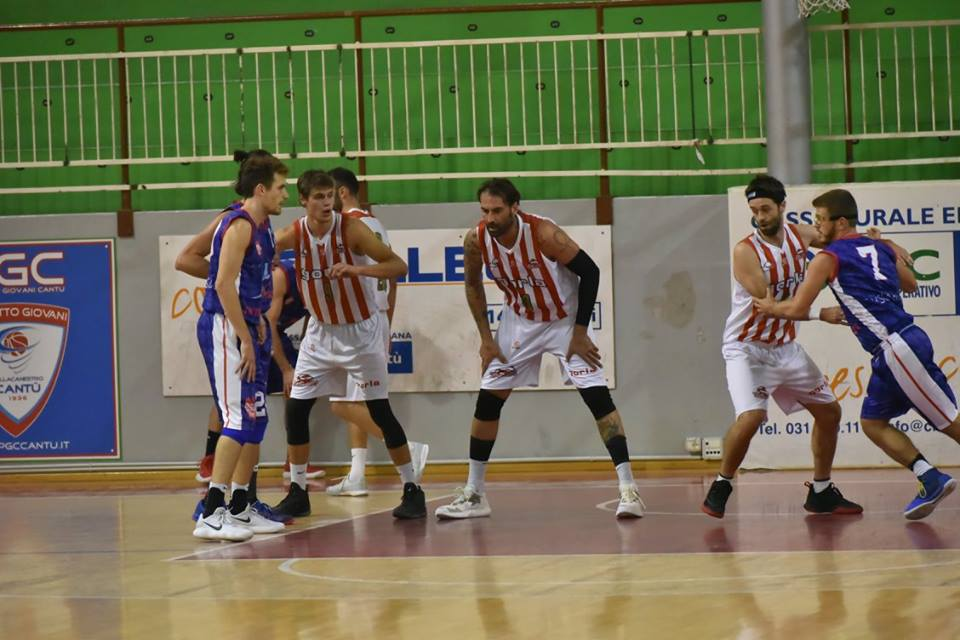 Basket C Silver Gorla cantù
