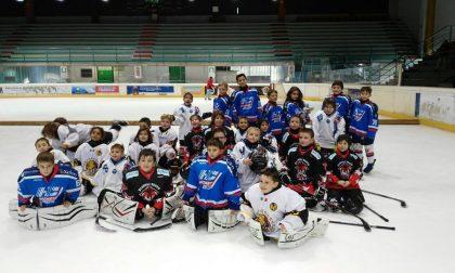 """Hockey Como è nato """"Road to 2026"""" tra il club lariano e i Mastini Varese"""