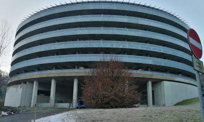 All'autosilo Val Mulini 350 posti auto riservati ai dipendenti Asst