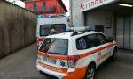 Postino cade durante il servizio intervergono i soccorsi