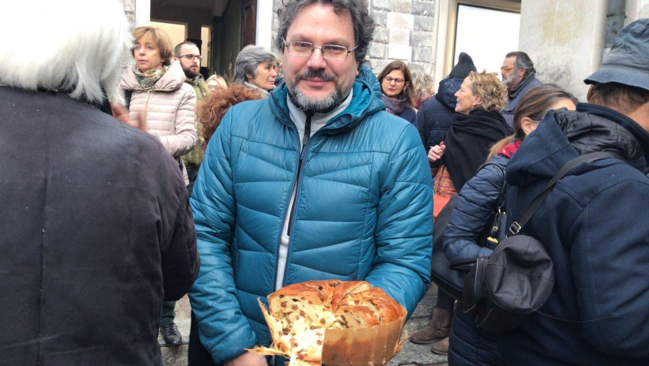 Raccolta di cibo per i senzatetto: Marcello Iantorno, ex assessore alla Legalità (Pd)