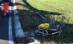 Cade bicicletta in Pronto soccorso un giovane