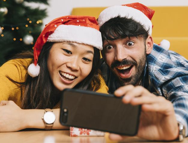 Fatevi un selfie per Natale in omaggio due abbonamenti