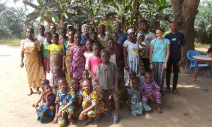 Da Canzo spedizione umanitaria in Benin FOTO