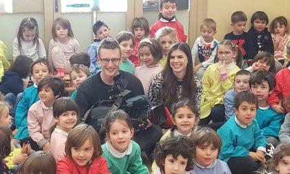 Tv slovena: un servizio all'asilo Gianetti