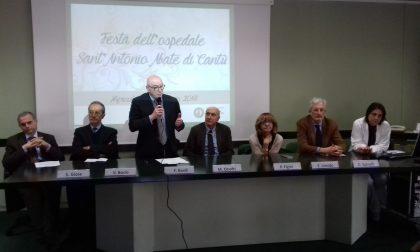 Ospedale Cantù il bilancio del 2017