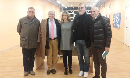 Anzano, Antonio Caprarica ospite alla primaria