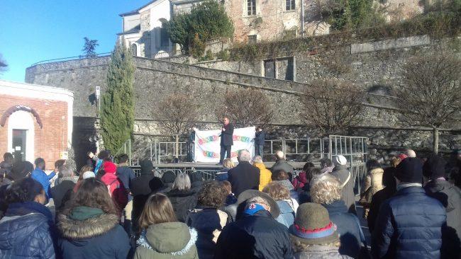 Marcia della Pace Cantù un centinaio i partecipanti