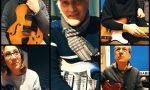 Cinque chitarre work in progress