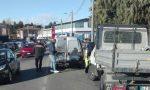 Incidente tra due auto ferite tre persone