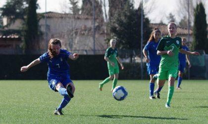 Como calcio oggi il primo open day al femminile presso il centro sportivo di Bregnano