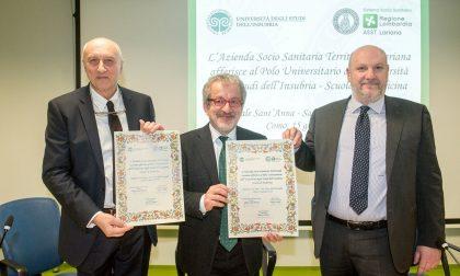 """Al Sant'Anna presentato il nuovo corso di Medicina: """"Cresce tutto il territorio"""" DIRETTA"""