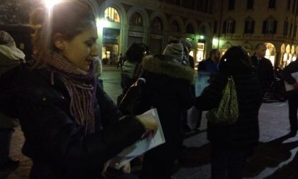 Coordinamento comasco diplomati magistrali in piazza