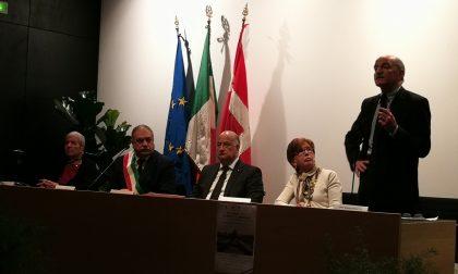 Ines Figini, il ricordo commosso del sindaco di Como Mario Landriscina