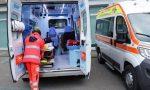 Cade in moto ad Albavilla centauro in ospedale