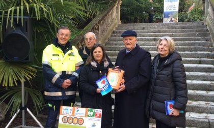 Defibrillatore per Macerata: regalo di Cuore in Erba