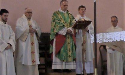 Messa e falò in ricordo di don Ambrogio Marsegan FOTO