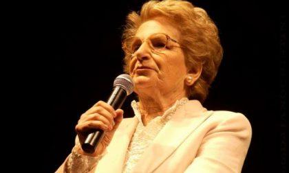 La solidarietà d'Inverigo alla senatrice Liliana Segre