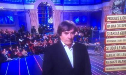 Maurizio Riva protagonista ai Soliti ignoti
