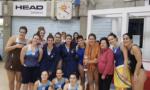 Como Nuoto presentazione Rane Rosa l'11 gennaio