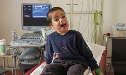 Raccolta firme dalla Svizzera: aiutiamo il piccolo Ahmad