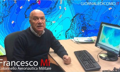 Meteo Como le previsioni del Colonnello Mì VIDEO