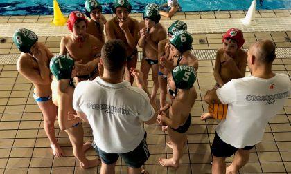 Como Nuoto Under20 corsari a Varese