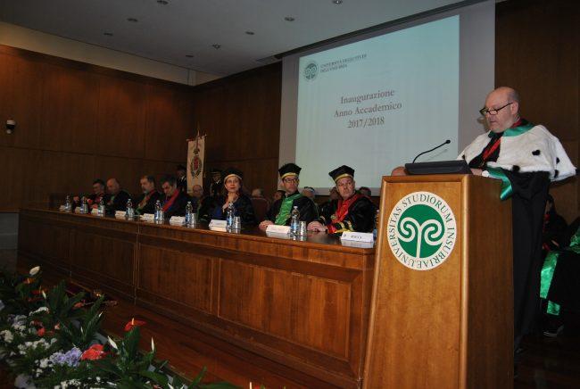 Università Insubria inaugura l&#8217&#x3B;anno accademico FOTO