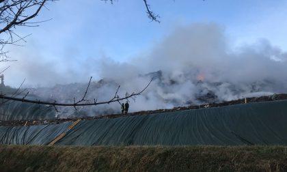 Incendio discarica Mariano il sindaco tranquillizza i cittadini