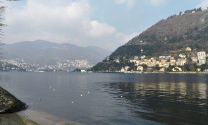 Domani il lago di Como protagonista in tv